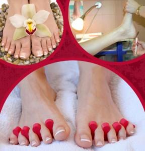 Jolies pieds