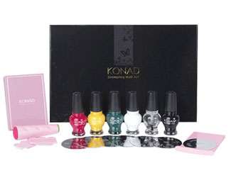 Konad Kit Nail Art Elite
