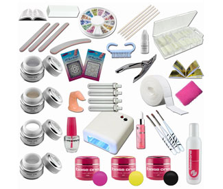 Sun garden Nails Kit Manucure