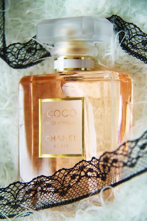 Eau de parfum coco mademoiselle CHANEL