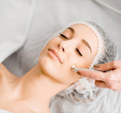 Microdermabrasion du visage