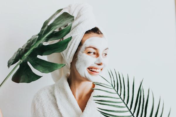 Masque de soin pour le visage